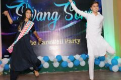 Farewell Party – 02/09/2021